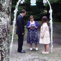 Wedding Photos: Trisha and Joshua in Old Forge, 8/22/14 3