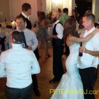 Wedding Photos: Jennifer and Dane at Dibble's Inn, Vernon, 9/6/14 13