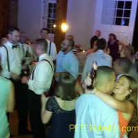 Wedding: Megan and Steve at Farmers Museum, Cooperstown, 9/27/14 16
