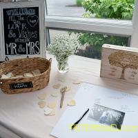 Wedding Photos: Sara and Bill at Traditions at the Links, East Syracuse, 5/30/15 21