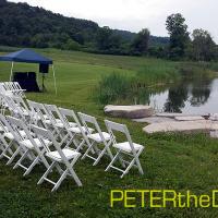 Wedding: Aubrey and Bill at Wolf Oak Acres, Oneida, 7/25/15 1