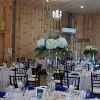 Wedding: Aubrey and Bill at Wolf Oak Acres, Oneida, 7/25/15 17