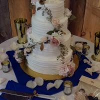 Wedding: Aubrey and Bill at Wolf Oak Acres, Oneida, 7/25/15 16