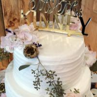 Wedding: Aubrey and Bill at Wolf Oak Acres, Oneida, 7/25/15 11