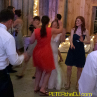 Wedding: Aubrey and Bill at Wolf Oak Acres, Oneida, 7/25/15 7