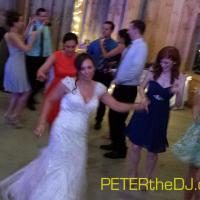 Wedding: Aubrey and Bill at Wolf Oak Acres, Oneida, 7/25/15 8