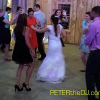 Wedding: Aubrey and Bill at Wolf Oak Acres, Oneida, 7/25/15 9