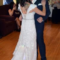 Wedding: Anessa and Jason at the Beacon Hotel, Oswego, 10/17/15 1