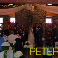 Wedding: Allyssia and Ryan at Arrowhead Lodge, Brewerton, 4/9/16 1