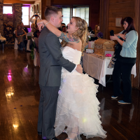 Wedding: Allyssia and Ryan at Arrowhead Lodge, Brewerton, 4/9/16 2