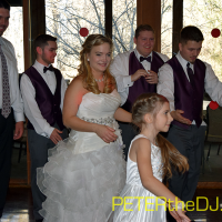 Wedding: Allyssia and Ryan at Arrowhead Lodge, Brewerton, 4/9/16 6