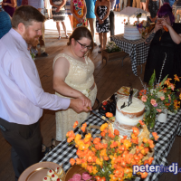 Wedding: Carly and Mike at MKJ Farm, 8/7/16 13