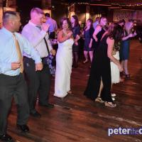 Wedding: Heather and Jeff, Upstairs at The Dino, Syracuse, 9/17/16 12