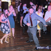 Wedding: Heather and Jeff, Upstairs at The Dino, Syracuse, 9/17/16 8