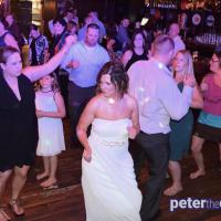 Wedding: Heather and Jeff, Upstairs at The Dino, Syracuse, 9/17/16 11