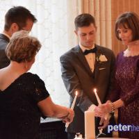 Wedding: Arthur and Evan at Marriott Syracuse Downtown, 1/14/17 2