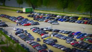 Outdoor Weddings: You Need Parking