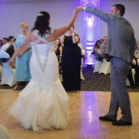 Wedding: Julie and Brandon at Justin's Tuscan Grill, East Syracuse, 7/8/17 5