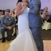 Wedding: Julie and Brandon at Justin's Tuscan Grill, East Syracuse, 7/8/17 4