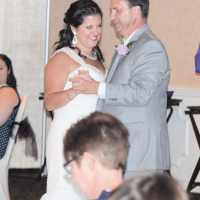 Wedding: Julie and Brandon at Justin's Tuscan Grill, East Syracuse, 7/8/17 6