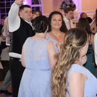 Wedding: Julie and Brandon at Justin's Tuscan Grill, East Syracuse, 7/8/17 10