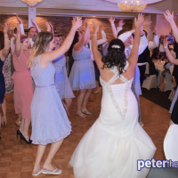 Wedding: Julie and Brandon at Justin's Tuscan Grill, East Syracuse, 7/8/17 8
