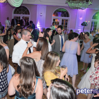 Wedding: Julie and Brandon at Justin's Tuscan Grill, East Syracuse, 7/8/17 11