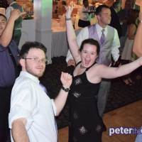 Wedding: Julie and Brandon at Justin's Tuscan Grill, East Syracuse, 7/8/17 15