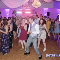 Wedding: Julie and Brandon at Justin's Tuscan Grill, East Syracuse, 7/8/17 14