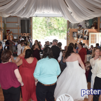 Wedding: Julia and Michael at The 1917 Ranch in Richfield Springs, 9/10/17 8