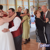 Wedding: Julia and Michael at The 1917 Ranch in Richfield Springs, 9/10/17 11