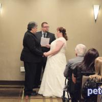 Wedding: Paula and Sarah at Embassy Suites East Syracuse, 2/17/18 1