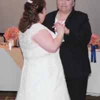 Wedding: Paula and Sarah at Embassy Suites East Syracuse, 2/17/18 3