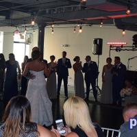 Wedding: Kara and Jordan at SKY Armory, Syracuse, 8/4/18 3
