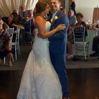 Wedding: Kara and Jordan at SKY Armory, Syracuse, 8/4/18 5