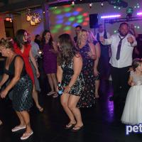 Wedding: Kara and Jordan at SKY Armory, Syracuse, 8/4/18 14