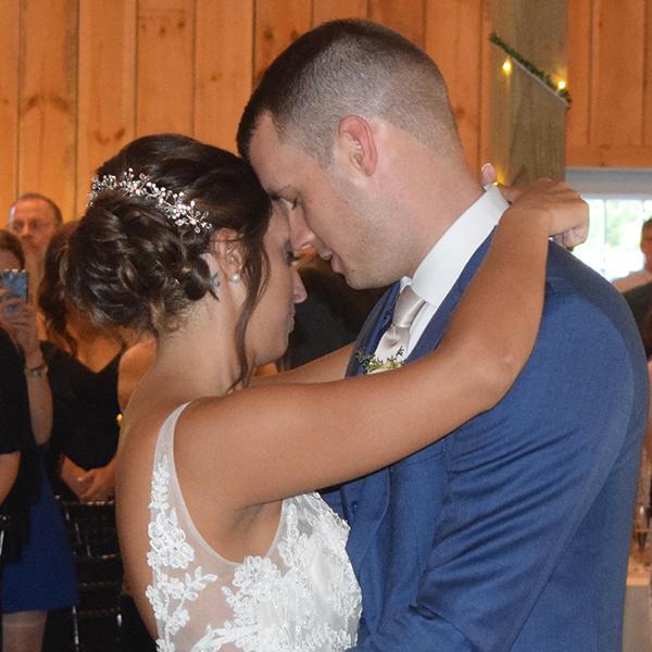 Wolf Oak Acres Wedding DJ - Theresa and Eric, September 2018